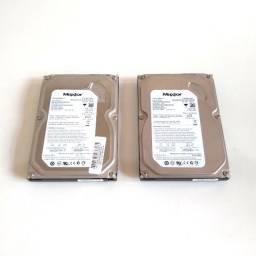 2 HDs para computador de 80Gb cada