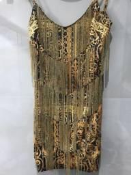 Vestido lança perfume ceda pura N38