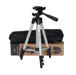 Tripé Universal Aluminio Tripod 1020mm Câmera E Celular |m