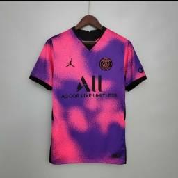 Camisa jordan x psg thirdy