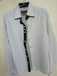 Camisa social usada tamanho 2