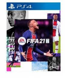 Fifa 21 jogo completo original Ps4