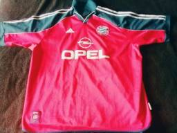 Camiseta Bayer Munique ( Bayern Munchen ) 1999-2000