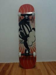 Skate Black Sheep abec-9 usado uma vez.