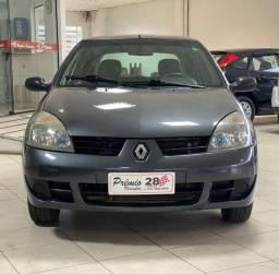 Clio authentic 1.0 16V 2006 com Ar Condicionado!