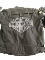Harley-davidson Jaqueta para moto - harley davidson - masculina - tamanho P