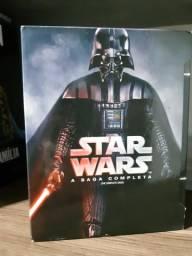 Coleção Bluray Star Wars