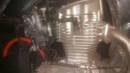 Motor preparado