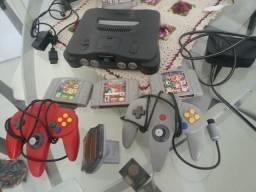 Nintendo 64 raridade