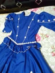 Vestido prenda
