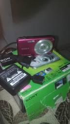Maquina fotografia sony