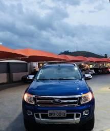 Ranger limited 3.2 2013 !! A mais nova do Brasil - 2013
