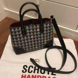 Bolsa Schutz Original Tina Triangle