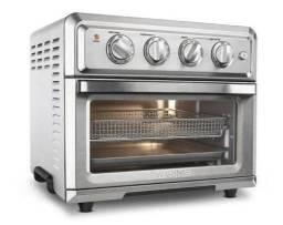 Forno Oven Fryer Waring, 110V, 17L, Função que frita sem óleo