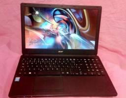 Notebook Acer Intel Core i5 4ª Geração 4Gb Ram Hd 500GB Tela 15,6'' Led