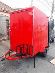 Trailers Food lanche