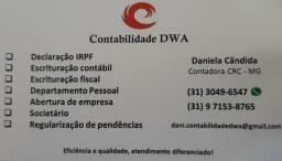 Contadora - DWA Contabilidade
