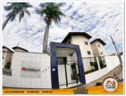 Apartamento com 2 dormitórios à venda, 53 m² por R$ 150.000,00 - Henrique Jorge - Fortalez