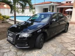 Audi A4 ano 2009 blindado