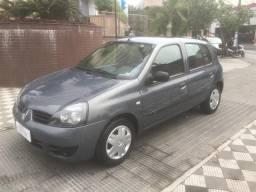 RENAULT CLIO HATCH 1.0 Flex 2011 , básico , com apenas 14000 km RARIDADE - 2011