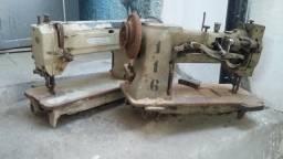 Máquinas de costura industrial profissional
