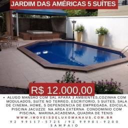 J. Das Américas (5suítes)
