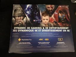 CAIXA ORIGINAL do PS4 Pro