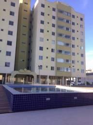 Apartamento em prédio com infraestrutura completa. Financia