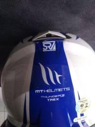 Capacete MT HELMETS Thunder 3 TREX