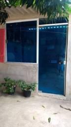 Kit porta e janela blindex