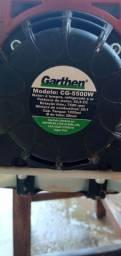 Roçadeira a combustão Garthen 52,6 vc, motor 2 tempos