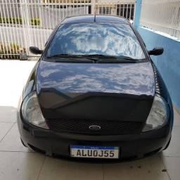 Ford KA Preto 2004