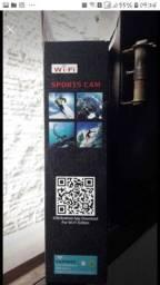 Go Pro Ação 4K Full HD Wi-Fi