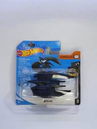 Batplane - Batman - Hot Wheels