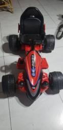 Carro elétrico infantil 2 velocidades  whats *