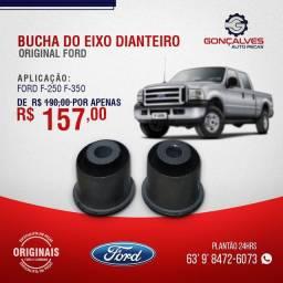 BUCHA DO EIXO DIANTEIRO ORIGINAL FORD F-250 4X2 F-350
