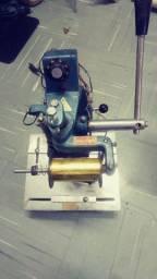 Maquina gravar estampar rimaq