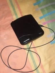 Antena de televisão digital