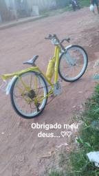 Bicicleta rebaixada monak