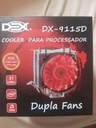 AirCooler Dex duplo fan
