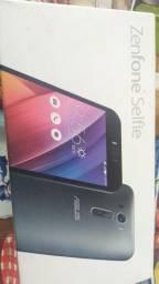 ZenFone selfie quebrado para retirada de peças