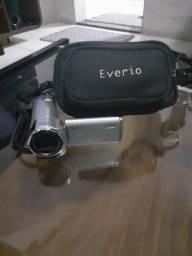 Câmera filmadora em hd Everio