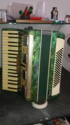 Acordeon Todeschine Super 5 selo verde!!!!