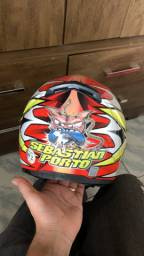 Vendo capacete ls2