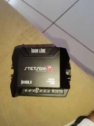 Módulo da Stetsom IR 400.4 Iron Line