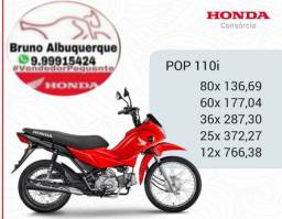Motos Honda POP