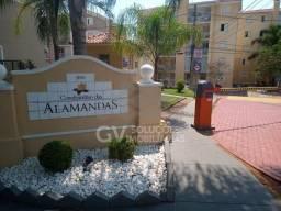 Apartamento para alugar com 2 dormitórios em Parque villa flores, Sumaré cod:AP002372