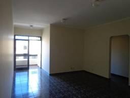 Apartamento com 3 dormitórios para alugar, 100 m² por R$ 1.500,00/mês - Jardim Irajá - Rib