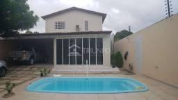 ES - Casa no Gurupi com piscina e churrasqueira - 03 suítes