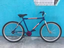 Bicicleta Aro 26 Toda no Rolamento Bem Conservada